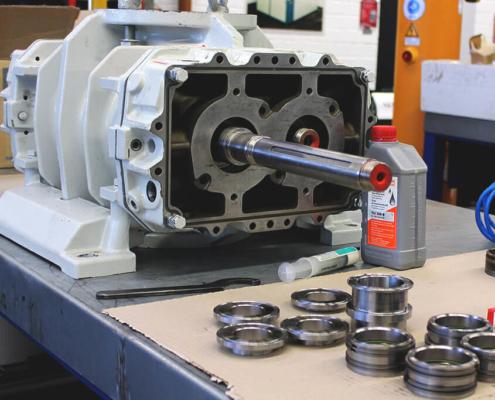 Vakuumpumpen neu und alt erhalten Sie bei Ihrem Fachmann für Vakuumpumpen: Meier Anlagenservice